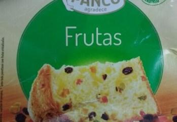 Panettone Frutas Panco