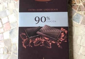 Chocolate Extra Dark 90% Cacau Cémoi