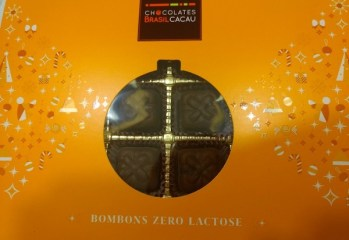 Bombons Zero Lactose Brasil Cacau