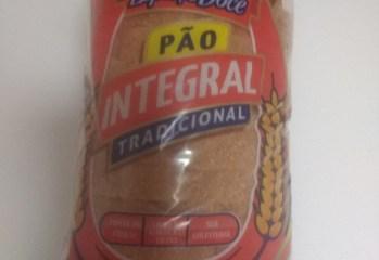 Pão Integral Tradicional Espaço Doce