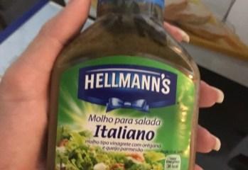 Molho para Salada Italiano Hellmann's