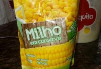 Milho em Conserva Só Fruta