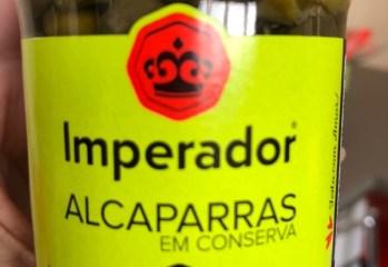 Alcaparras em Conserva Imperador