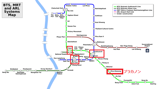 Bangkok-transit-map