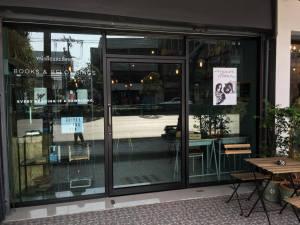 Books&Belongings cafe6