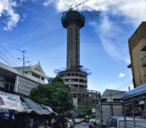 paknam observation tower