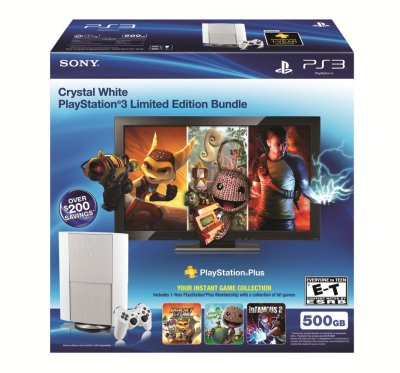 Amazon.com: Classic White PS3 Instant Game Collection Bundle: Video Games