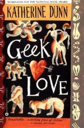 Book cover for Geek Love by Katherine Dunn