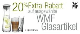 Kuche 20 Extra Rabatt Auf Ausgewahlte Wmf Glasartikel