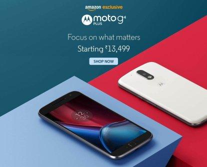 Motorola Moto G Plus,4th Gen