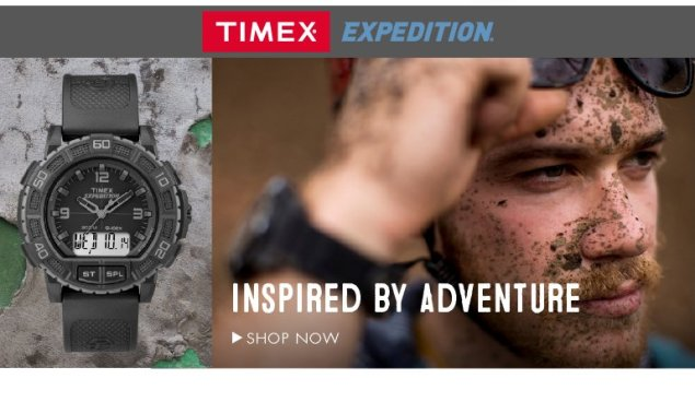 Timex Expedition Select Watches