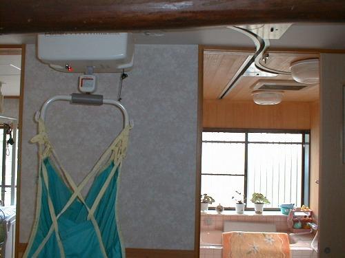 天井リフト3