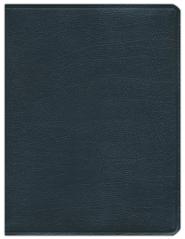 Key Word Study Bible NASB (2008 new edition), Genuine Black Leather  -