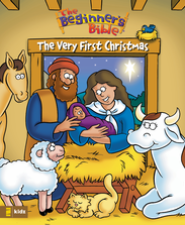 The Beginner's Bible: The Very First Christmas   -