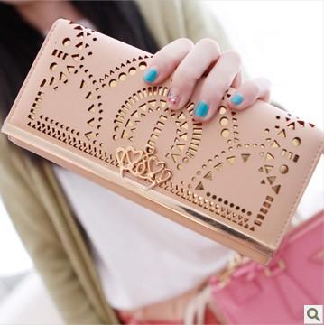 Women's elegant wallets