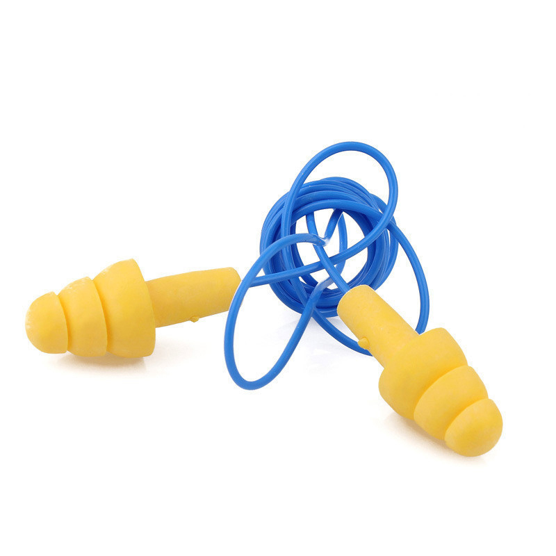 Tourbon Silicone Ear Plugs Noise Defenders Hearing Protection Hunting Shooting 2