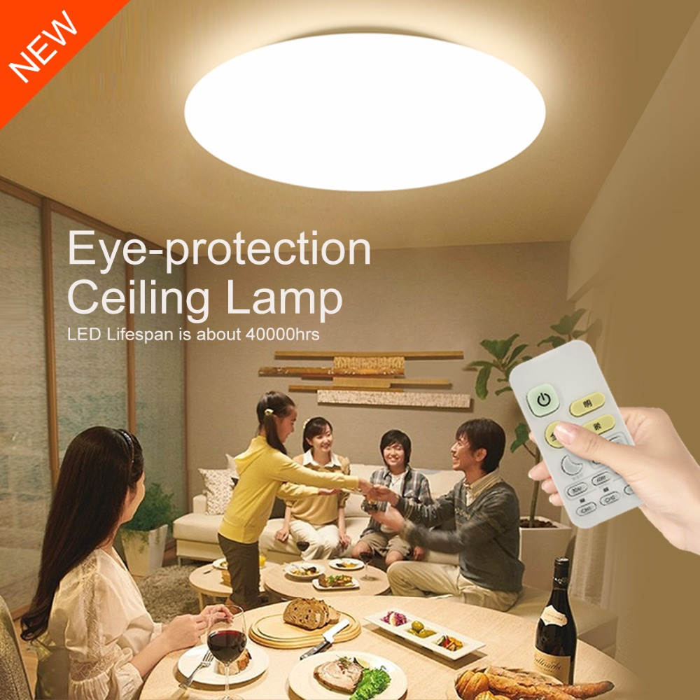 kitchen ceiling light price kitchen ceiling lights Modern LED Ceiling Lamp Remote Control 10 level Brightness Dimmable Acrylic Ceiling Lights Fixture Bedroom Living Room Office