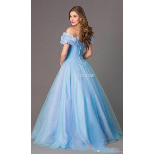 Medium Crop Of Blue And White Wedding Dress