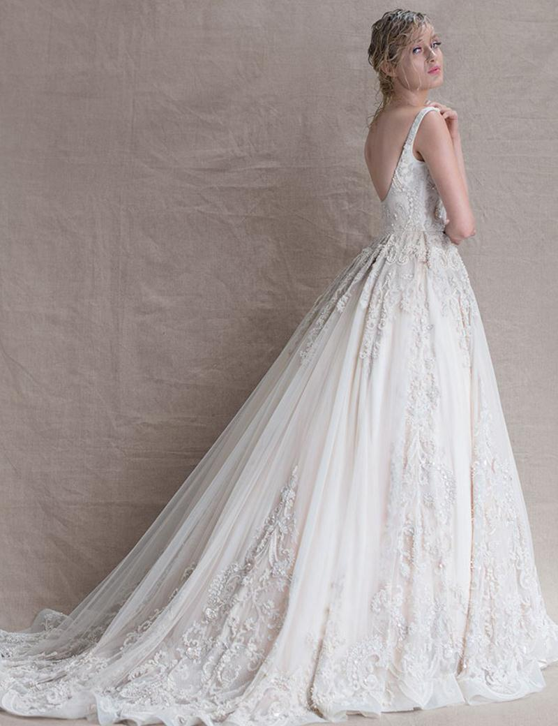 wedding dresses ball gown with bling bling wedding dresses Ball Gown Wedding Dress With Bling Naf Dresses