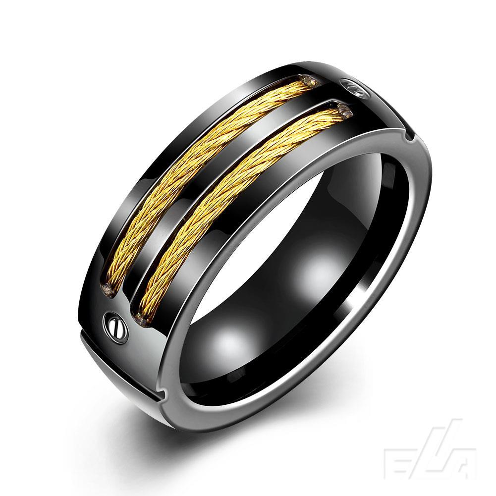 black gold ring black gold wedding band French Vintage 14K Black Gold 3 0 CT Ruby Pisces Wedding Ring Engagement Ring Y 14KBGR