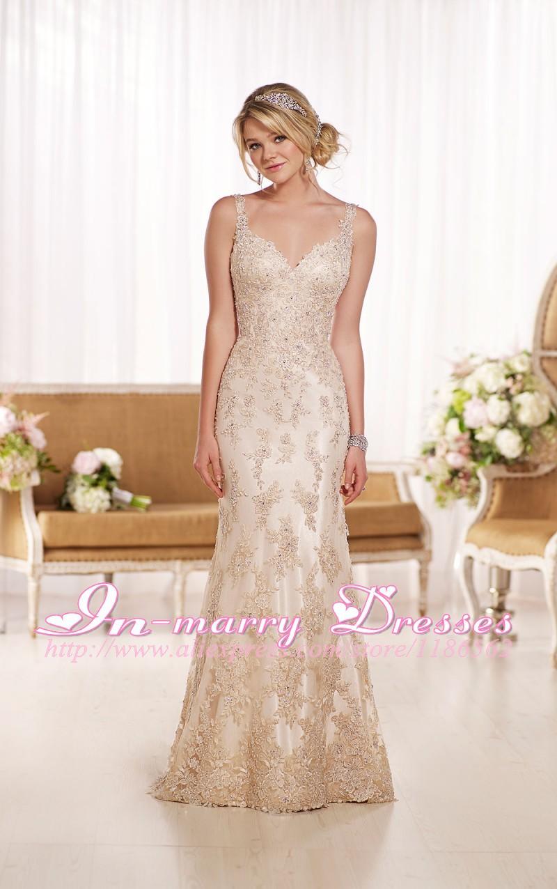 simple champagne wedding dress fresh at model gallery ideas champaign wedding dress Impressive Champagne Wedding Dress