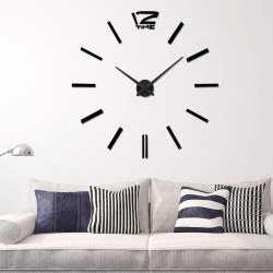 The Cheap Big Wall Buy Quality Designer Wall Clock Directly From China Wallclock Decorating Your Home Do It By Yourself Quartz Clocks Design Diy Real Big Wall Clock furniture Wall Clock Designer