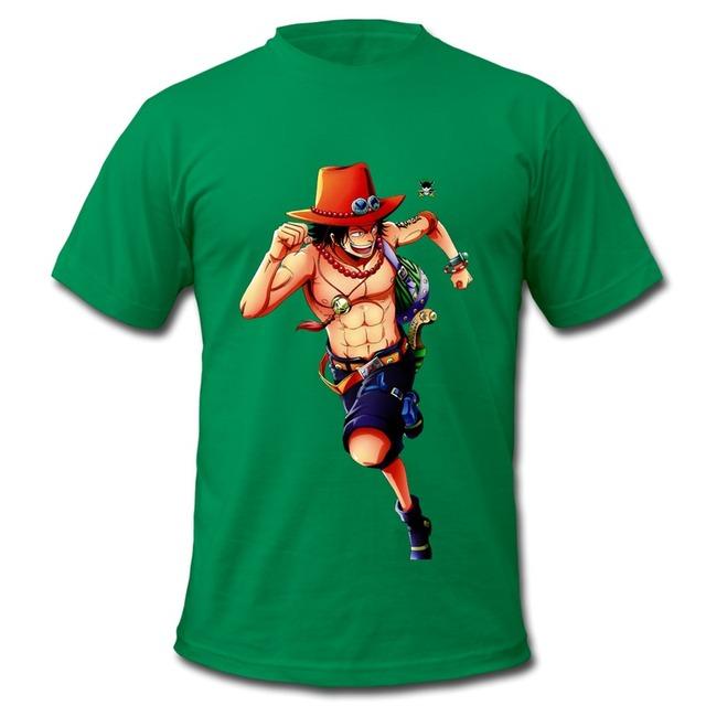 t shirt green