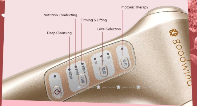 CM-7 function buttons