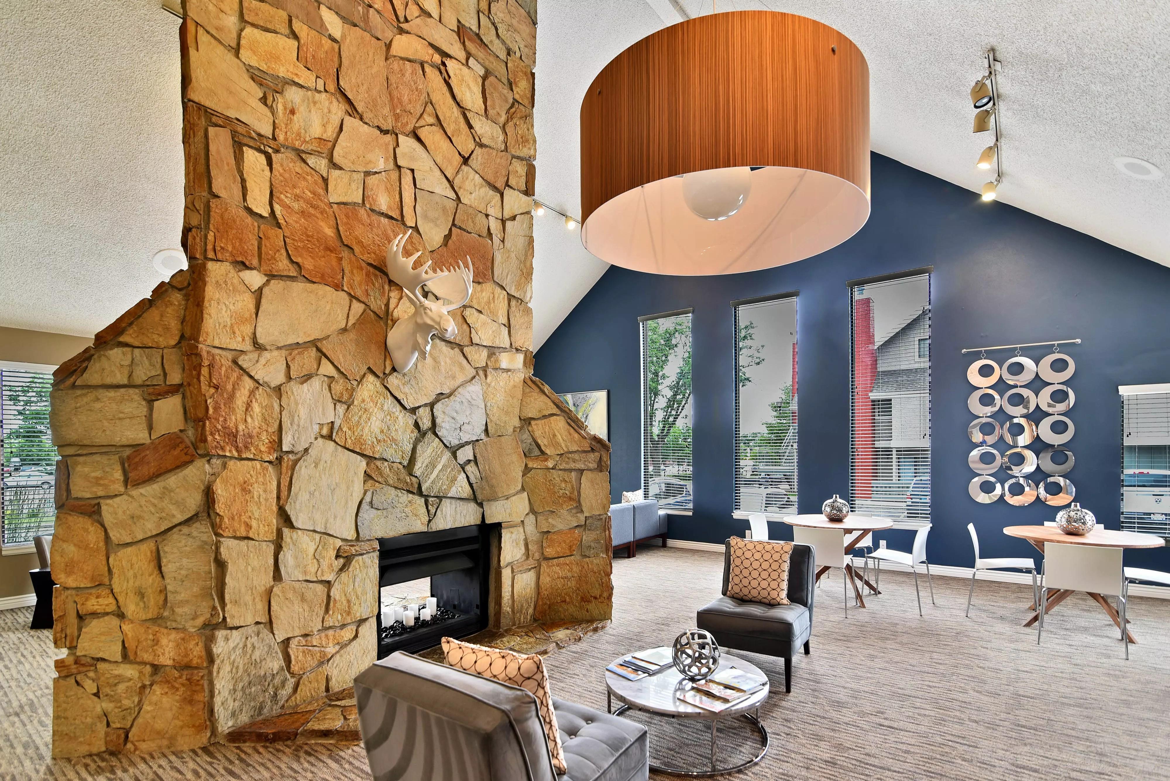 UT Luxury Clubhouse At Seven65 Lofts In Salt Lake City Utah