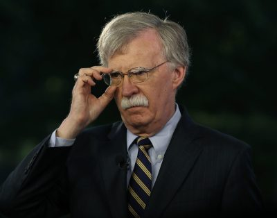 John Bolton and Mike Pompeo are headed for a clash – POLITICO