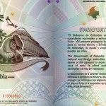 Pasaporte COL