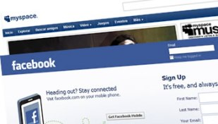 Facebook Sync MySpace