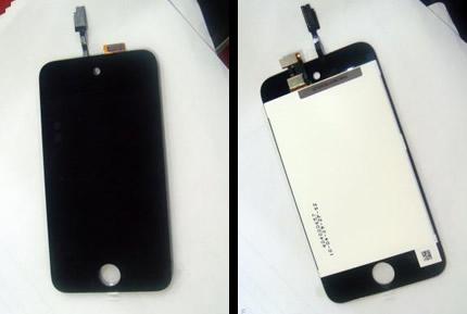 Nuevo iPod Touch con camara