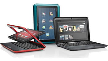 Dell Inspiron Duo Tablet y Netbook