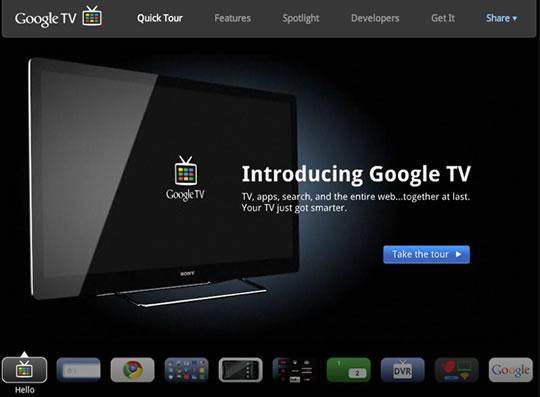 Introduccion a Google TV