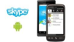 Skype para Google Android