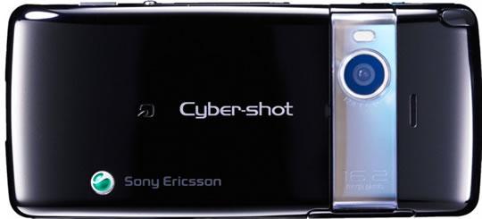 Sony Ericsson S006 con camara de 16