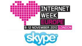 Internet Week Europe Internet Gratis Skype