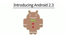 Google Android 2.3 Gingerbread es presentado