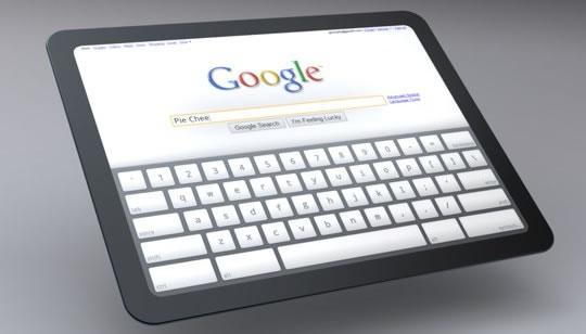 Chrome OS para tablets