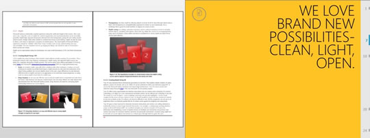 Modern Reader PDF- Windows 8