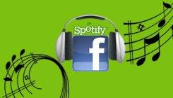 Facebook Music con Spotify