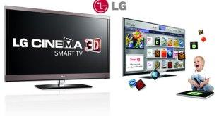 LG Cinema 3D Smart TV