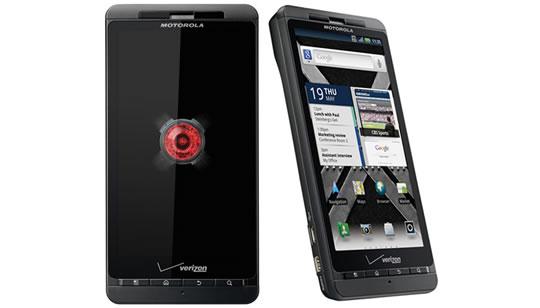 Motorola Droid X2 Estados Unidos