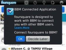 BBM 6 - BlackBerry Messenger 6