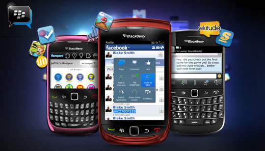 BlackBerry Messenger 6 - BBM 6