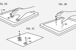 Tecnologia 3D Apple - Nueva Patente