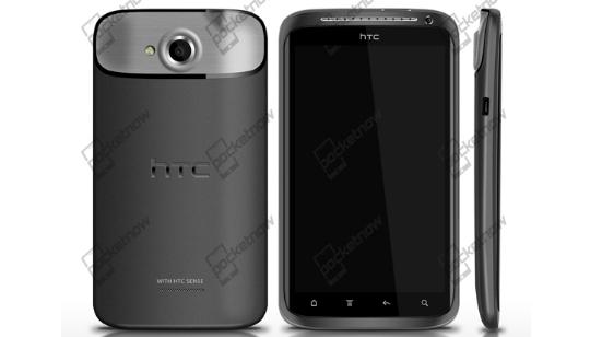 HTC Edge - Primero con procesador quad-core