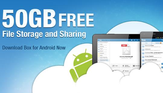 Android App 50Gb Gratis