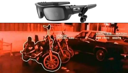 Google Glasses Realidad Aumentada